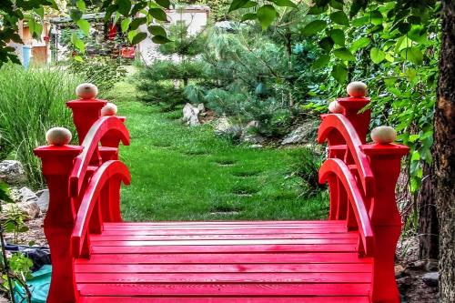 Nature & health, gardening health