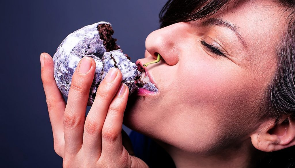 benefits of eating more slowly, chew your food