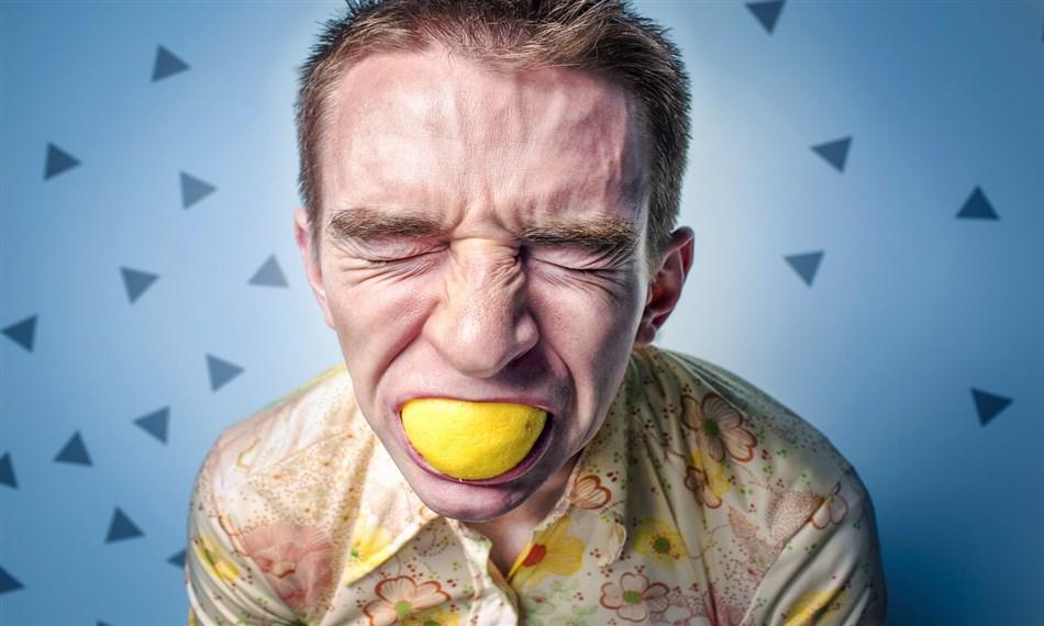 Lemon the alkaline food